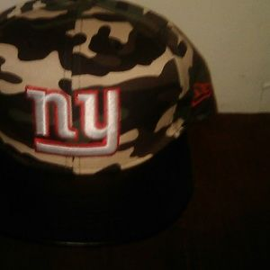 New York Giants snapback hat